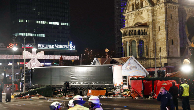 Europa im Visier des blutigen Terrors (Bild: APA/AFP/Odd Andersen)