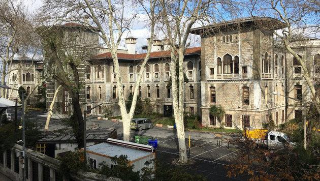 Das Istanbul Lisesi (Bild: APA/dpa)
