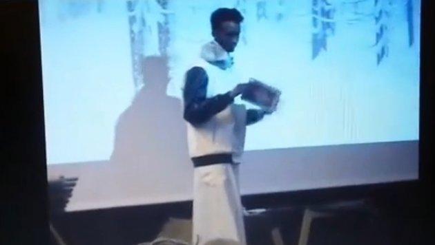 """Der Somalier wehrte sich heftig, rief mehrmals """"Allahu akbar"""", erinnern sich Zeugen. (Bild: """"Krone"""")"""