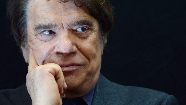 Der schillernde Ex-Minister und Geschäftsmann Bernard Tapie (Bild: APA/AFP/BORIS HORVAT)