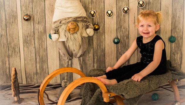 Die schönsten Kinderfotos der krone.at-Leser (Bild: Melina Steiner)