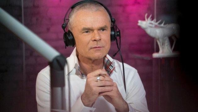 Jürgen Domian in seiner letzen Sendung (Bild: ARD Mediathek)