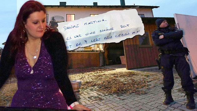 Martina R.: Nach Morden Liebhaber ins Haus gelockt (Bild: Privat, APA/HELMUT FOHRINGER)