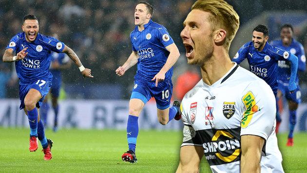 Prohaska: Darum kann Altach unser Leicester werden (Bild: GEPA)