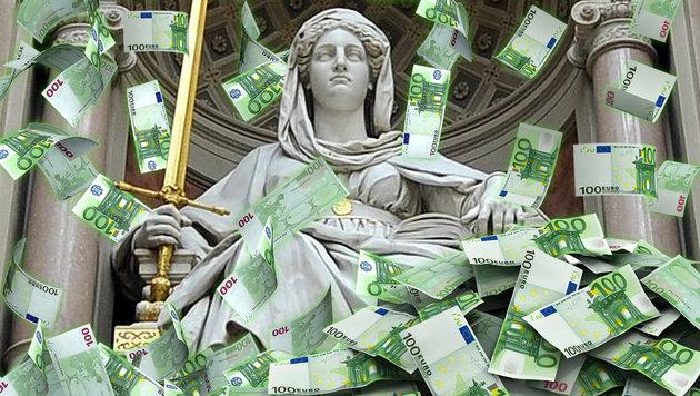 Staat muss Geschäftsmann 800.000 Euro zahlen (Bild: APA/HANS KLAUS TECHT, thinkstockphotos.de)