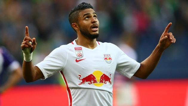 Transfer-Verstoß! FIFA sperrt Salzburgs Wanderson (Bild: GEPA)