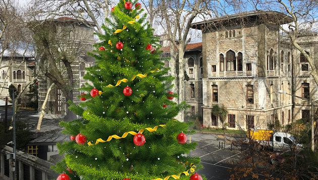 Weihnachten an Istanbuler Schule kann stattfinden (Bild: thinkstockphotos.de, dpa)