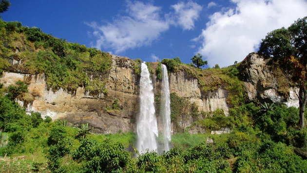 Die Sipi Falls rauben den Atem. (Bild: Uganda Tourism Board)