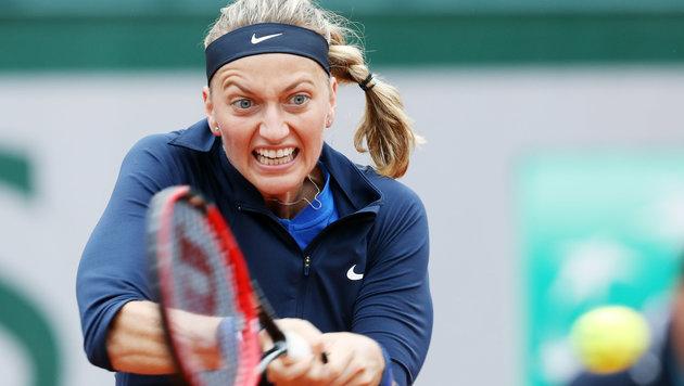 Messer-Attacke auf Tennis-Star Petra Kvitova (Bild: GEPA)