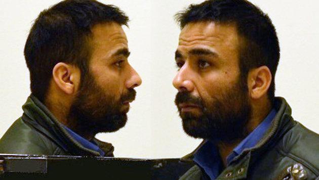 Die Polizei veröffentlichte Bilder des Verdächtigen. (Bild: BPD Wien)