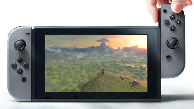 Nintendo Switch kommt am 3. März nach Europa (Bild: Nintendo)