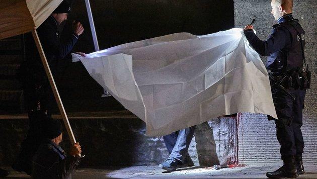 Zürich: Moschee-Schütze hat auch Freund erstochen (Bild: APA/AFP/Michael Buholzer)