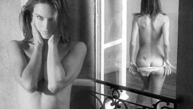 Alessandra Ambrosio lässt die Hüllen fallen. (Bild: Viennareport)