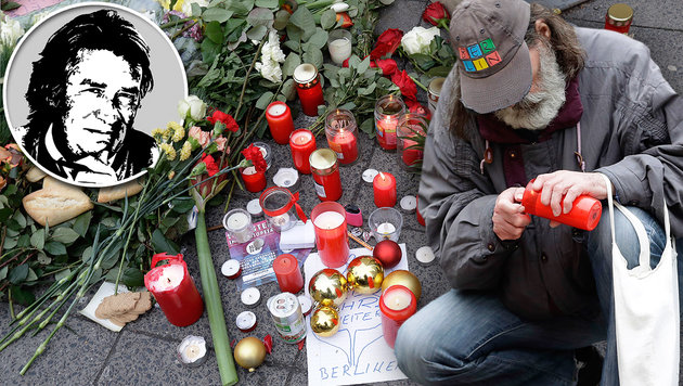 Post von Jeannée: Was es heißt, Berliner zu sein (Bild: AP/Matthias Schrader)