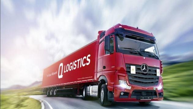 """Quehenberger und ÖBB fusionieren zur Spedition """"Q-Logistics"""". (Bild: Q-Logistics)"""