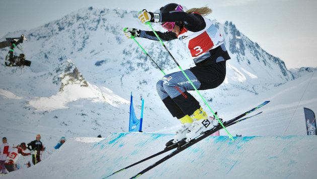 Sorge um Ski-Cross-Ass: Bleibende Schäden möglich (Bild: GEPA)