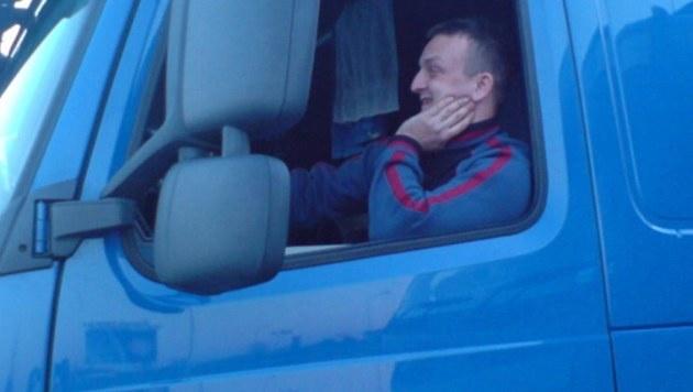 Der erschossene Lkw-Fahrer aus Polen hinterlässt seine Frau und ein 17-jähriges Kind. (Bild: privat)
