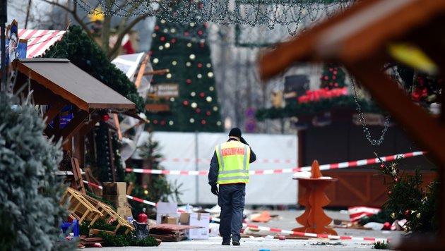 Berlin: Waren Behörden vor Anschlag gewarnt? (Bild: AFP)