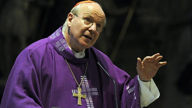 Kardinal Christoph Schönborn (Bild: APA/Herbert Pfarrhofer)