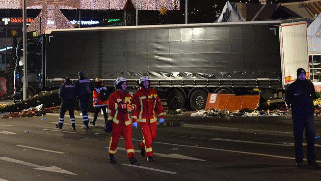 """Verdächtiger Pakistaner: """"Wollte U-Bahn erwischen"""" (Bild: APA/AFP/Odd Andersen)"""
