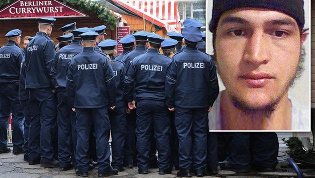 Berlin: Anschlagspläne schon im Sommer bekannt (Bild: APA/dpa/Britta Pedersen, facebook.com)