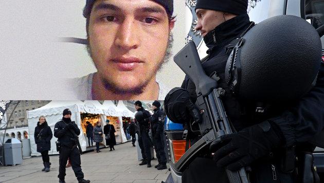 Terror-Teufel von Berlin in Mailand erschossen (Bild: facebook.com, dpa)