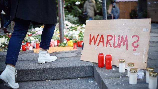 So versagten die deutschen Behörden im Fall Berlin (Bild: APA/dpa-Zentralbild/Britta Pedersen)