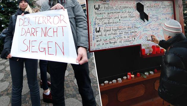 Zurück zur Normalität: Berlin richtet sich auf (Bild: Reinhard Holl)