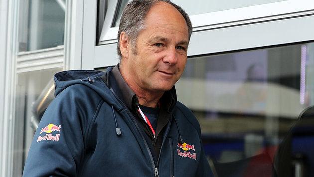 F1-Legende Gerhard Berger wurde zum 5. Mal Vater (Bild: GEPA)