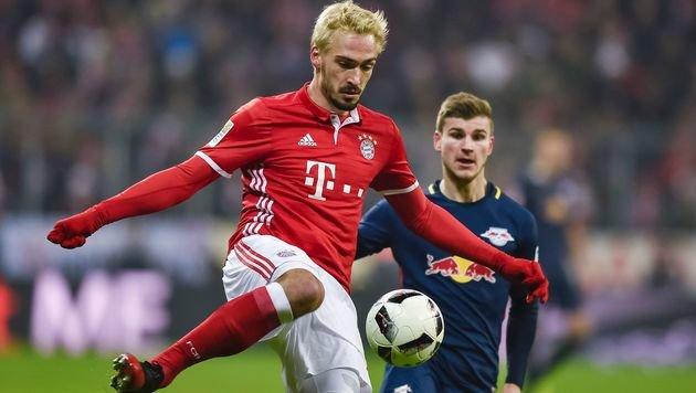 Hummels: Deshalb ist der Bayern-Star erblondet! (Bild: AFP)