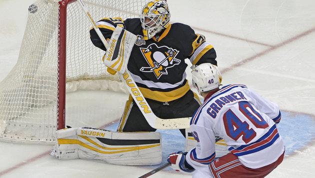 NHL: Niederlagen für Grabner und Vanek (Bild: AP)