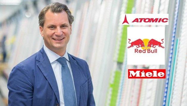 """Salzburgs IV-Präsident Peter Unterkofler weiß: """"Die Industrie ist ein wesentlicher Wirtschaftszweig"""" (Bild: Privat)"""