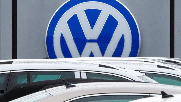 VW kämpft mit Quantencomputern gegen Staus (Bild: APA/AFP/PAUL J. RICHARDS)