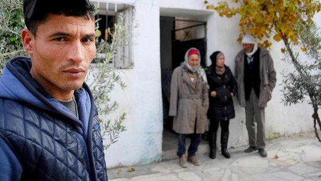 Neffe von Berlin-Attentäter gesteht Unterstützung (Bild: AP/Riadh Dridi)