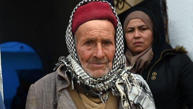 Mustafa Amri, der Vater des Attentäters von Berlin (Bild: AFP)