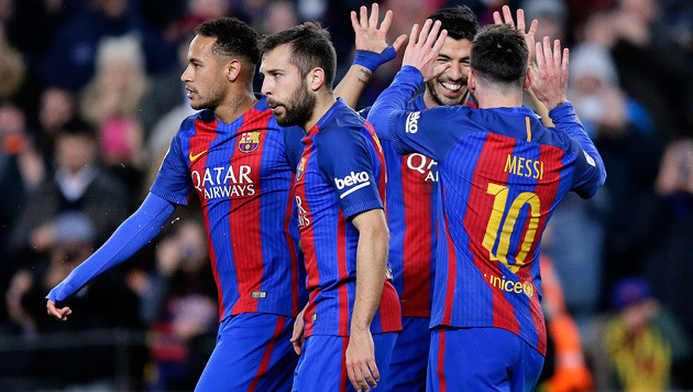 Das Quiz: Wie gut kennen Sie den FC Barcelona? (Bild: AP)