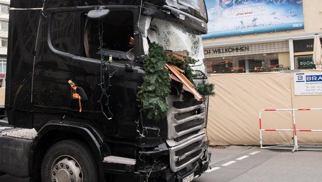 Deutsche Islamisten loben Anschlag von Berlin (Bild: AP)
