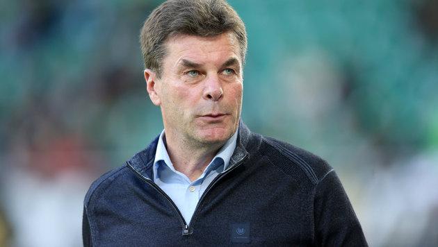 Hecking wird neuer Trainer bei Gladbach (Bild: GEPA)