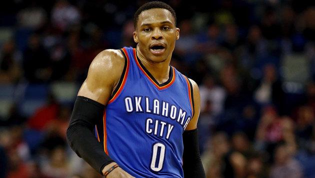 """NBA: Westbrook-Gala -  Lakers würdigen O""""Neal (Bild: AP)"""