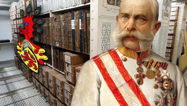 """Österreich verliert Habsburg-Erbe an Ungarn (Bild: Sammlung Bundesmobilienverwaltung/Marianne Haller, """"Krone"""")"""