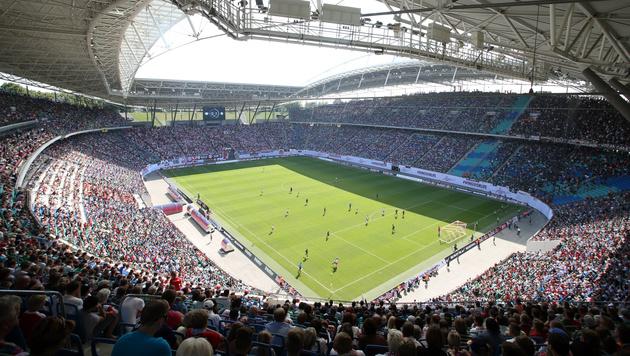RB Leipzig kauft die Red-Bull-Arena und stockt auf (Bild: GEPA)