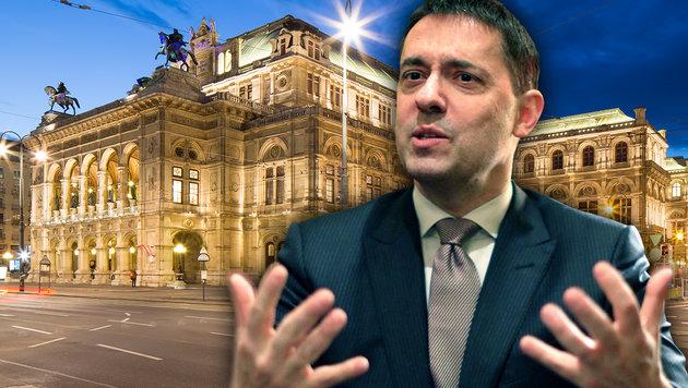 Bogdan Roscic, designierter Direktor der Wiener Staatsoper (Bild: Gerhard Bartel, thinkstockphotos.de)