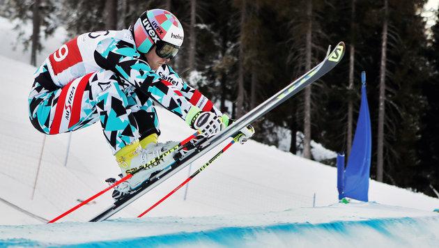 Ski-Cross: Wahrstötter Weltcup-Zweiter in Innichen (Bild: GEPA)
