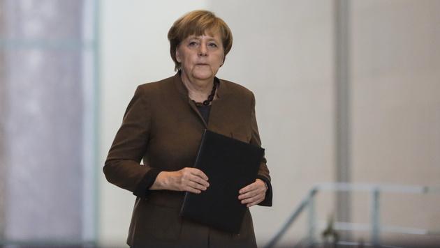 Nach dem Anschlag in Berlin drängt Kanzlerin Merkel auf schnellere Abschiebungen. (Bild: AP)