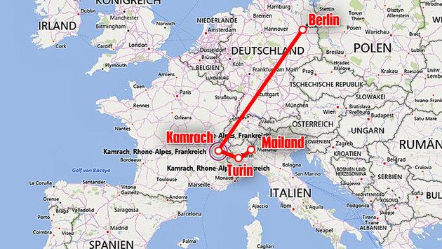 Terror-Teufel von Berlin in Mailand erschossen (Bild: Bing.com)