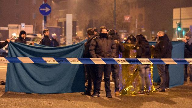 Warum Attentäter ihre Ausweise hinterlassen (Bild: AP)