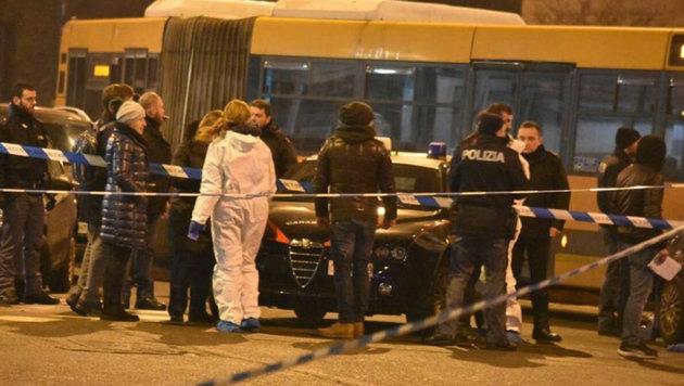 Terror-Teufel von Berlin in Mailand erschossen (Bild: Twitter)