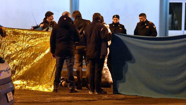 Tötete Anis Amri: Polizist schockt mit Hitlergruß (Bild: ASSOCIATED PRESS)