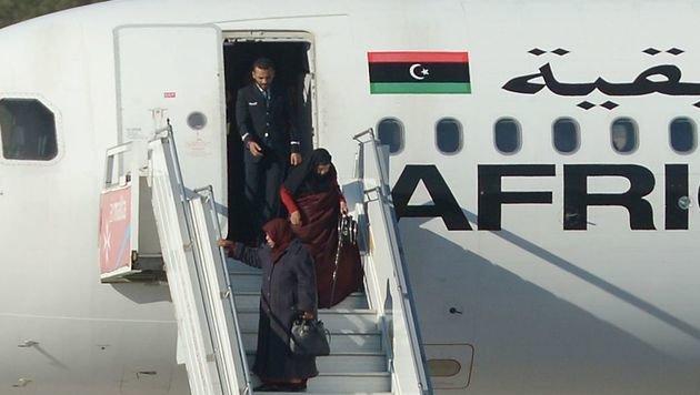 Malta: Flugzeugentführer waren Gaddafi-Anhänger (Bild: AFP)