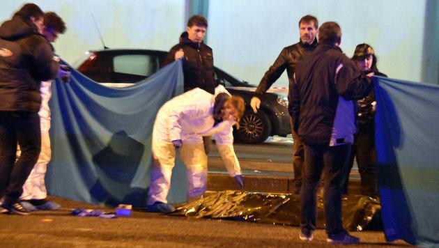 Terror-Teufel von Berlin in Mailand erschossen (Bild: ASSOCIATED PRESS)
